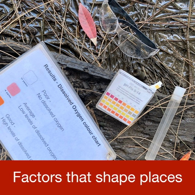 Factors that shape places link