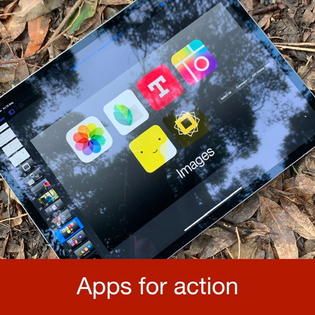 Apps for action