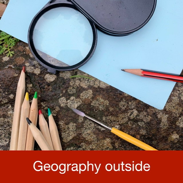 Geography outside