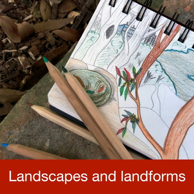 Landscapes and landforms